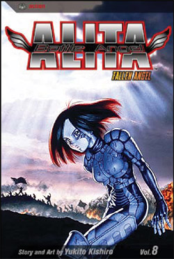 part one of the two part conclusion to the Alita series.