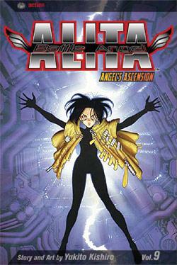 Alita takes on Desty Nova